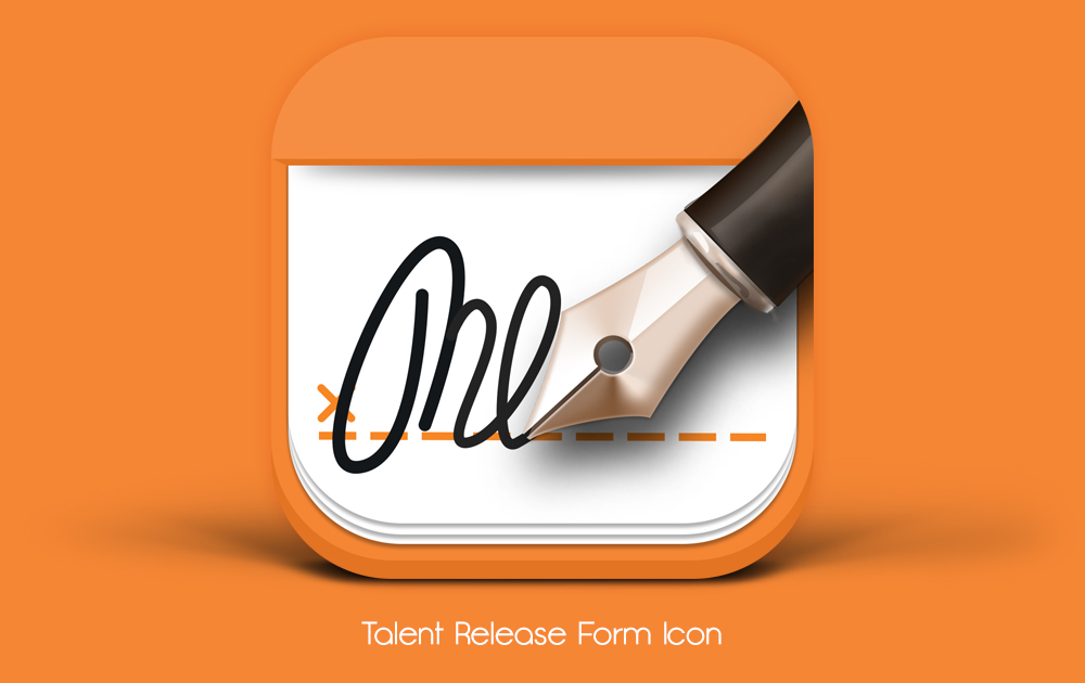 Talent Release Form | Dewi Marisa